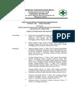 SK Penetapan Penaggung Jawab Program