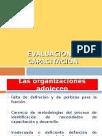 Tema 11 Evaluac de La Capacitacion