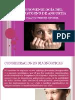 Trastorno de Angustia- Psiquiatría. EMH