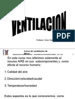 Curso Ventilacion