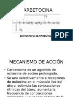 Carbetocina Expo Samanta Carmona Mendivil
