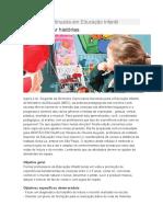 Formação Continuada Em Educação Infantil
