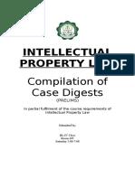 Ipl Prelims - Case Digests