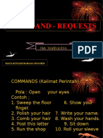Commands Requests