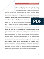 Public Speaking Text