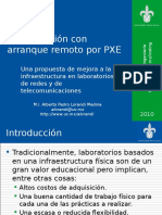 Virtualización Con Arranque Remoto Por PXE