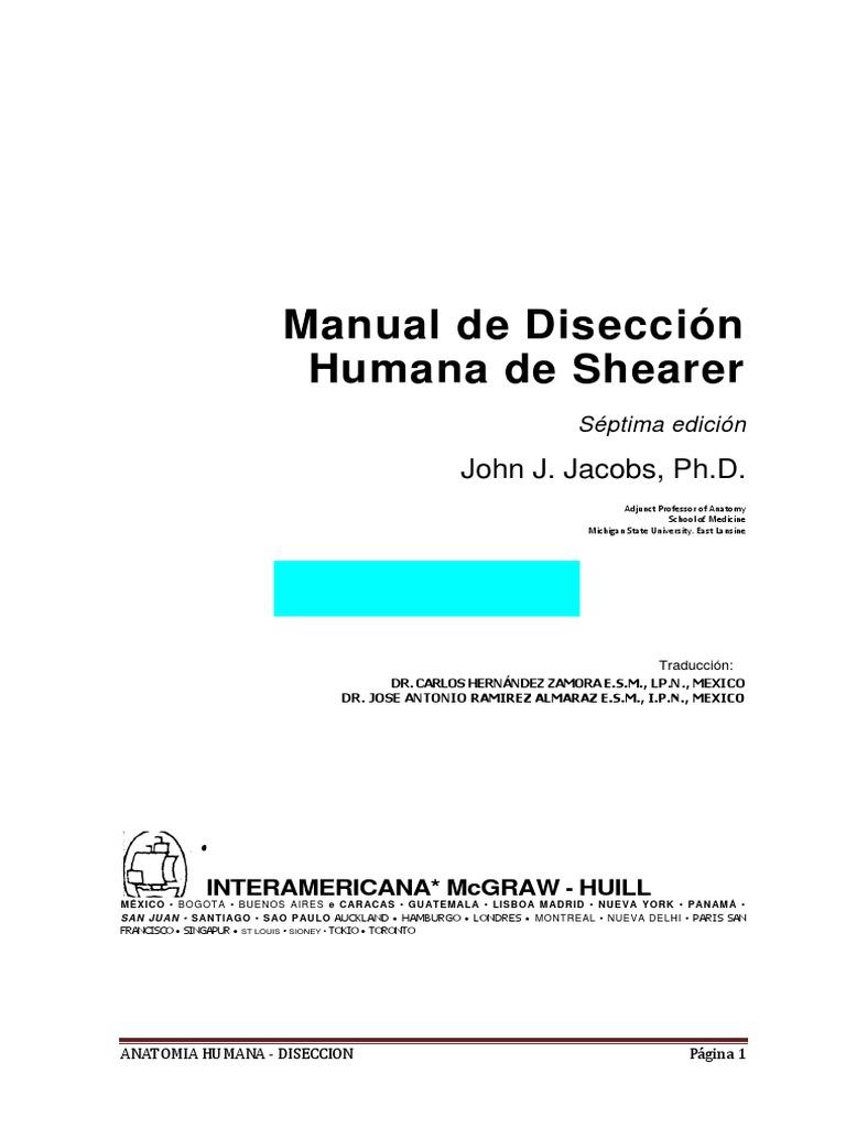 Contemporáneo Dr Najeeb Conferencias Anatomía Macroscópica Adorno ...
