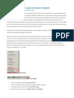 Cara Membuat Grid Dan Label Grid Dinamis Di MapInfo