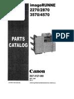 canon parts_IR2270_2870_3570_4570