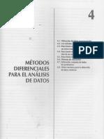 Metodos Diferenciales Para El Analisis de Datos