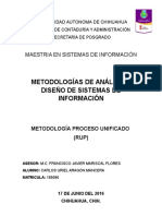 Metodología Proceso Unificado