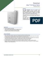 05DI-DSECSEN-11 Ec Sensor Datasheet