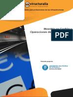 Maestría en Gestión y Operaciones de Infraestructuras de La Edificación