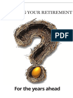 Planning Your Retirement - 17 July 2016