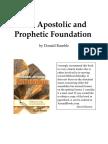 Apostolic Prophetic Foundation