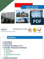 Cssd Menuju Akreditasi Rumah Sakit (Pipsi 2016)