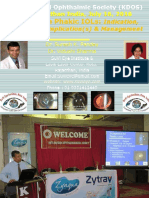 Phakic Lens Implantation, Technique, Complications & Management by Dr Suresh K Pandey & Dr Vidushi Sharma SuVi Eye Institute Kota India