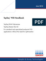TopTaq PCR Handbook