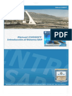 Manual CVOSOFT Curso Introduccion SAP UNIDAD 1