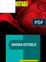 Angina Estable PPT