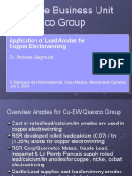 Anodes for Cu-EW[1]