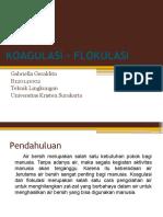 KOAGULASI - FLOKULASIgb
