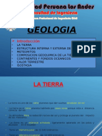 Geologia- Clase II -A