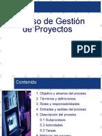 Proceso de Gestion de Proyectos PP-PMC