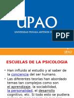 Clase 2 - Escuelas de Psicología.pptx