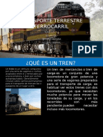 Transporte de Ferrocarril