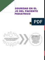 Bioseguridad en El Manejo Del Paciente Pediatrico