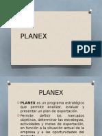 Modelo de Planex