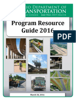 ODOT Program Resource Guide