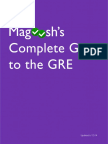 [Magoosh] Complete Guide to the GRE