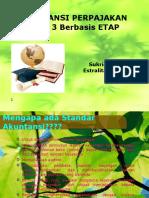 Powerpoint Akt Pajak ETAP