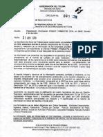 Circular 091 27 Abr 2016 - Presentación información primer trimestre 2016, en SIHO decreto 2193 de 2004.pdf