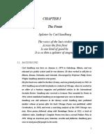 Analysis Splinter by Arin