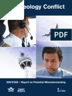 IATA Phraseology Conflict