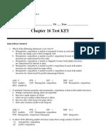 184698494 Mankiw Chapter 16 Answer Key