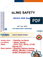 Sling Safety Safety Learning Presentation 24 October 2014