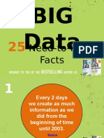 Big Data 25 Facts