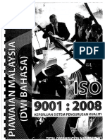 Standard MSISO 90012008
