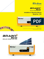 Brainy Eco Manual
