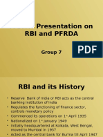 RBI-PFRDA