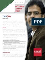 TataSky India Case Study