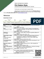 APA Full Citation Guide (Red Deer)