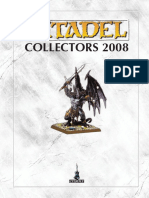 Citadel Collectors Catalogue 2008