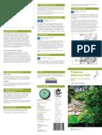 Paparoa National Park Brochure