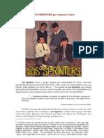 Los Sprinters Un Artigo de Antonio Castro