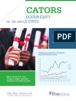 Publications-Indicators of Higher Education Equity in the US 45 Year Trend Report